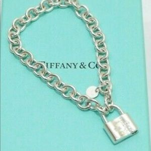 Tiffany lock bracelet